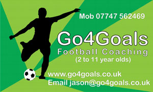 Go 4 Goals at Freshfields School